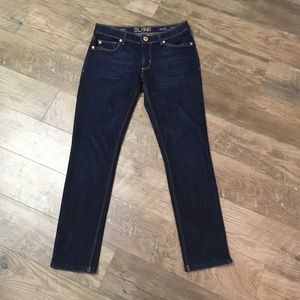 DL1961 Jeans - DL1961 Angel Mid Rise Skinny Ankle Jeans Size 29